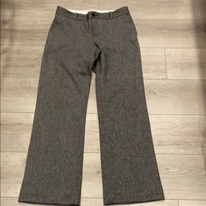 Womens Lined Dress Pants- Martin Fit.